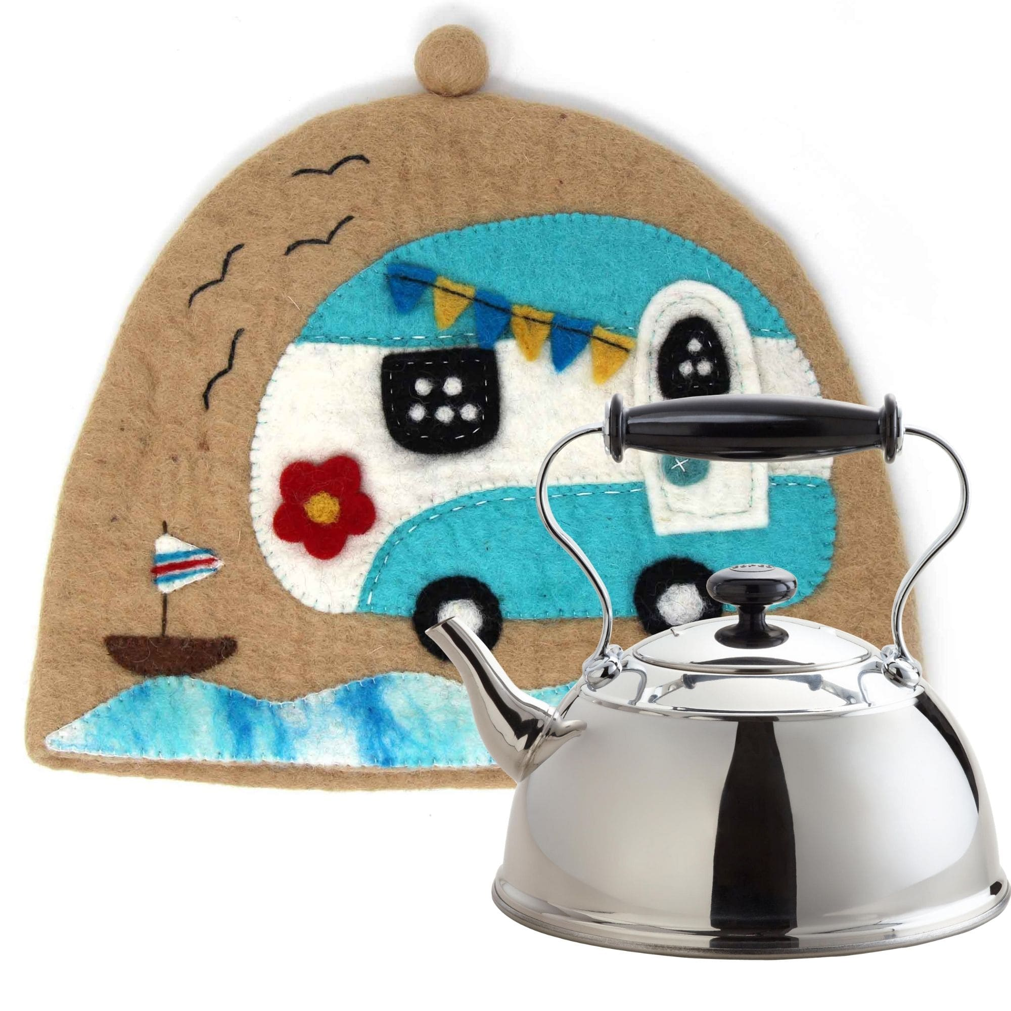 Happy Camper Van Tea Cozy