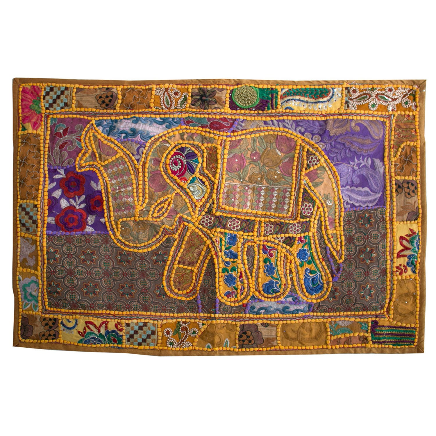 Elephant Tapestry 36 by 24 inches