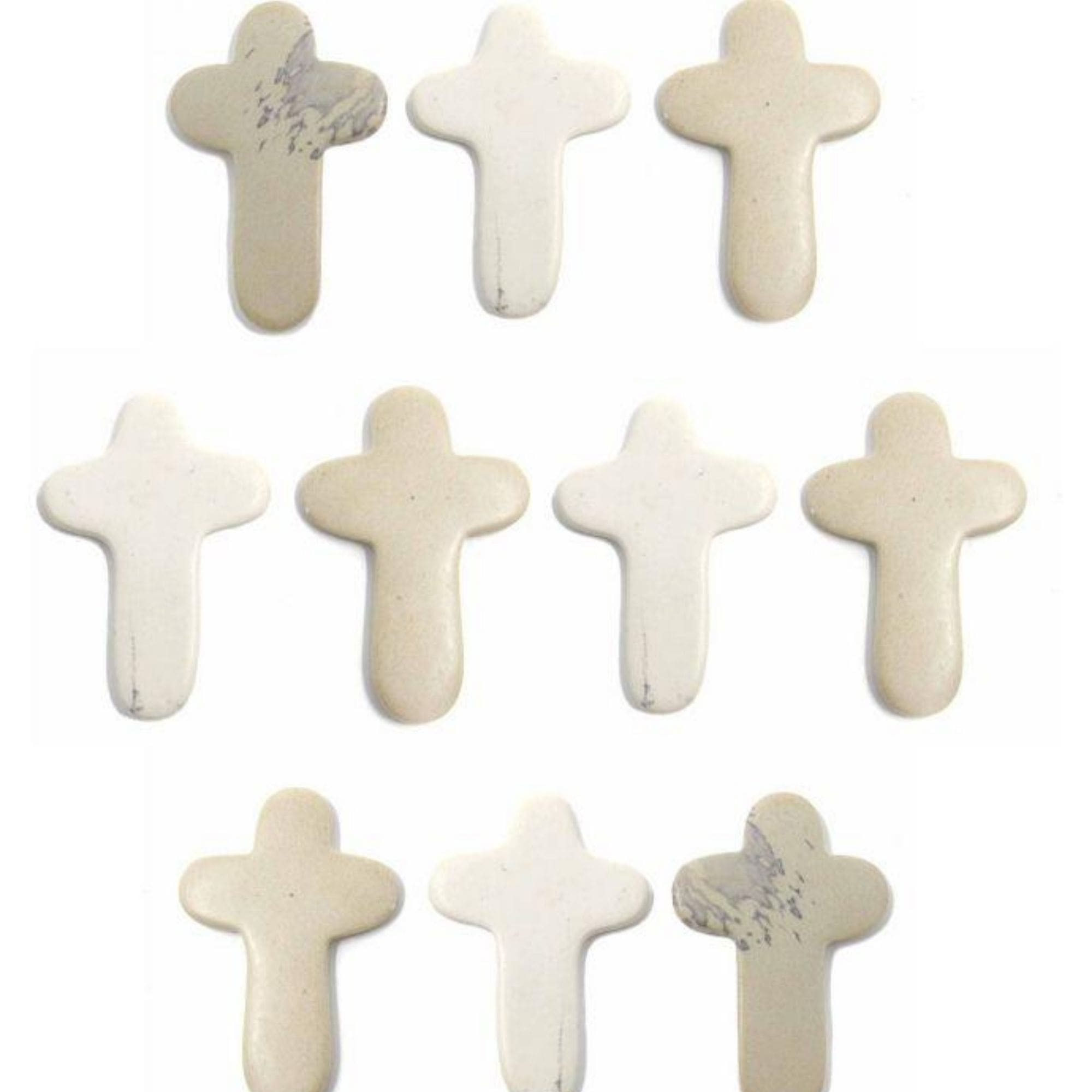 Set of 10 Comfort Crosses
