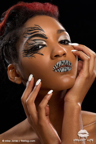 Sarafina Durrant in The Zebra