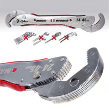 Load image into Gallery viewer, Adjustable Magic Wrench 9-45mm