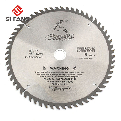 General Purpose Circular Saw Blade Carbide Tip