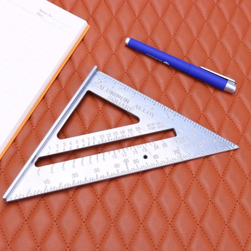Protractor Miter Framing Tool