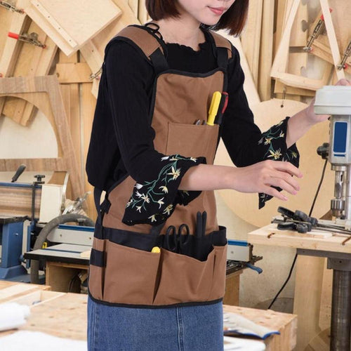 Canvas Garden Tools Apron