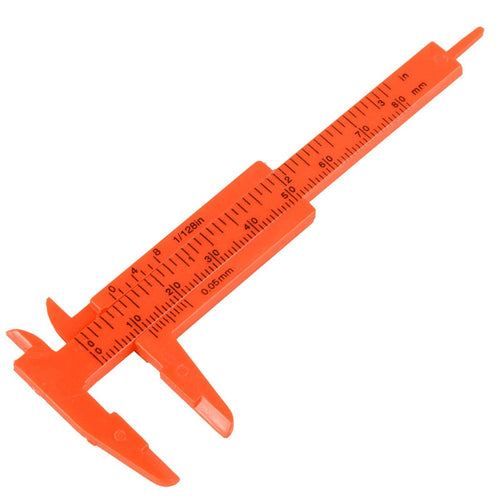 Mini Vernier Plastic Measuring Tool