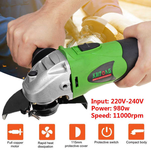 Metal Cutting Electric Angle Grinder