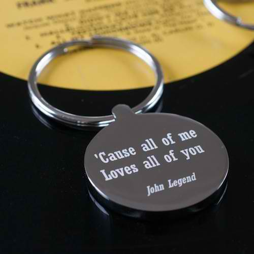 favorite-lyric-key-ring