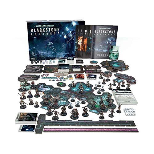 Games Workshop Warhammer Quest: Blackstone Fortress - Name Your Joy
