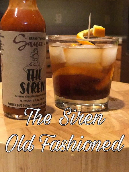 The Siren Old Fashioned