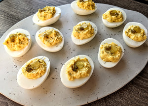 DD214 Deviled Eggs