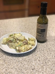 DD214 Potato Salad