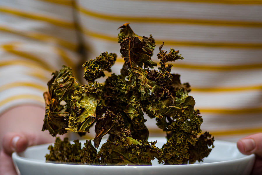 Bring in the New Year with Siren Kale Chips!