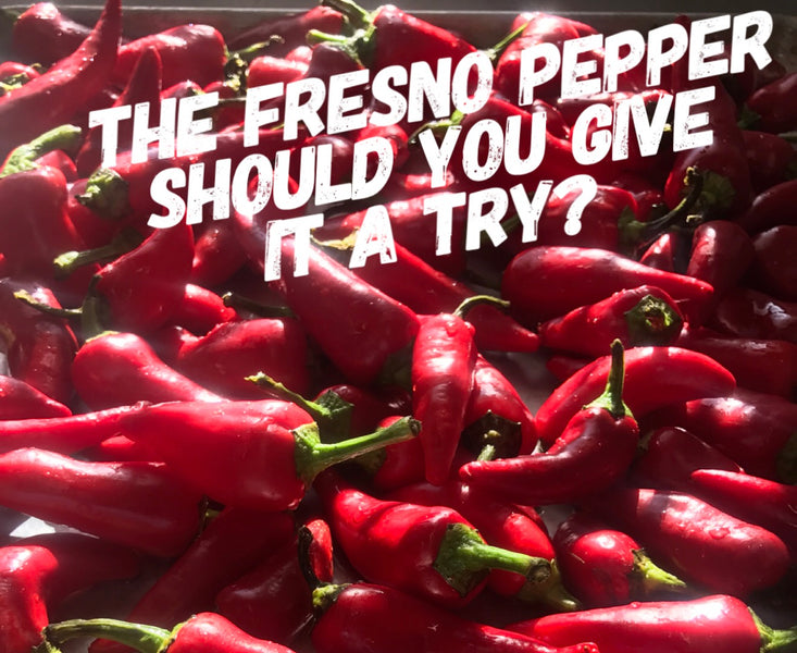 The Fresno pepper, should you give it a try?