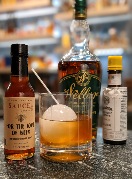 The Spicy Old Fashioned