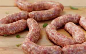 Enjoy the Days Off - Chorizo Sausages