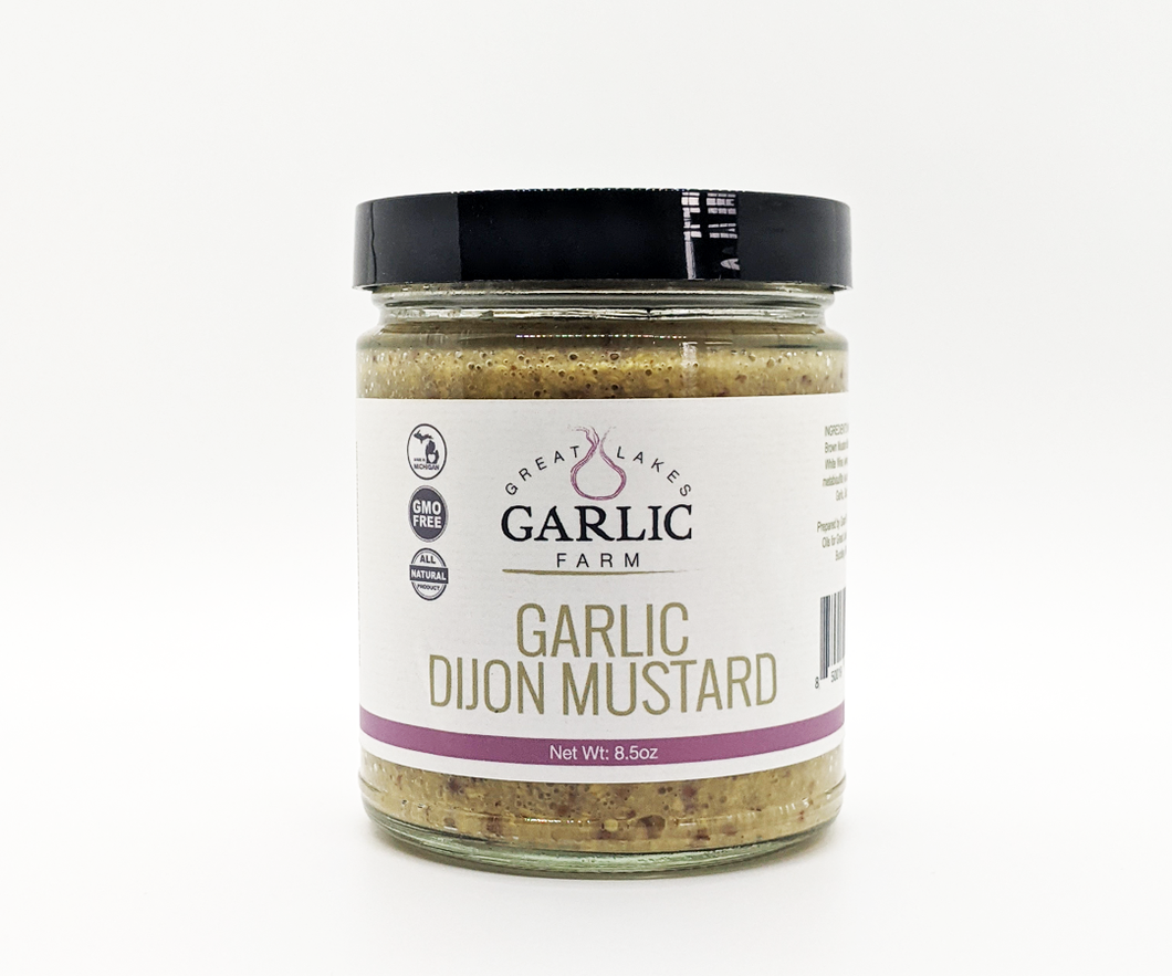 Garlic Dijon Mustard-Wholesale