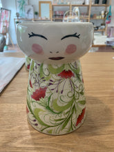 Load image into Gallery viewer, Ceramic Doll Vase
