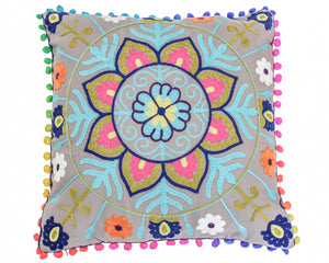 Cushion Tivoli Blue