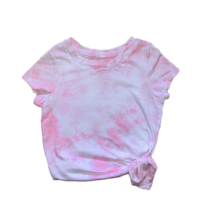 Light Pink Tie Dye Comfy Tee