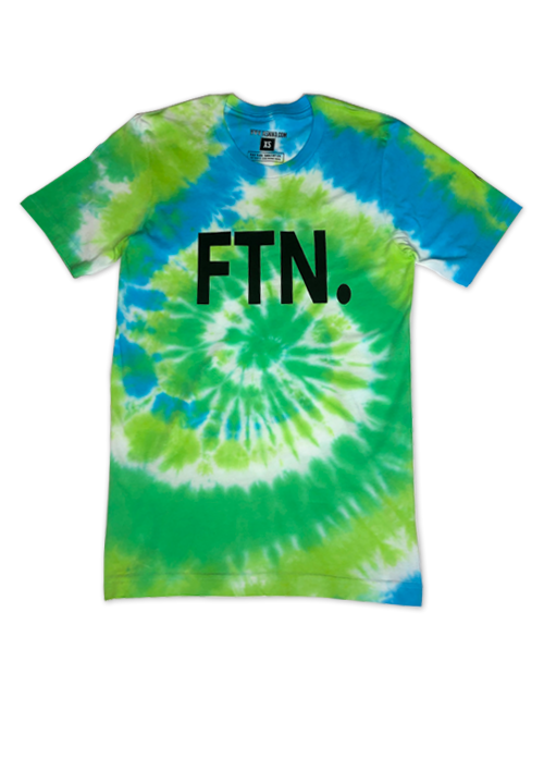 "Ms. Niko's ""FTN."" T-Shirt (""Stoner"" edition)"