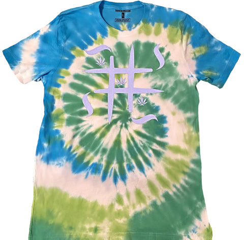 "Ms. Niko's ""Mary Jane Tic Tac Toe"" T-Shirt (Stoner Edition)"