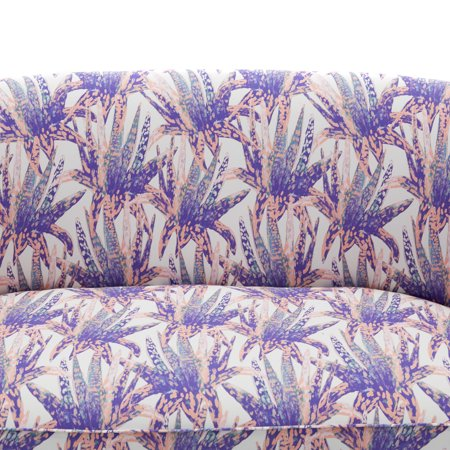 Watercolor Succulent Loveseat by Drew Barrymore Flower Home