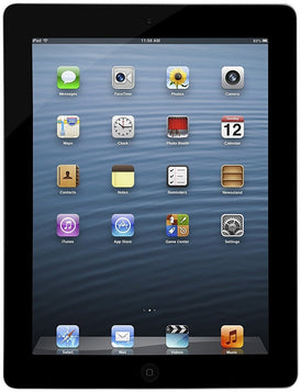 Apple iPad 3rd gen Retina Display WiFi Black 16GB / 32GB