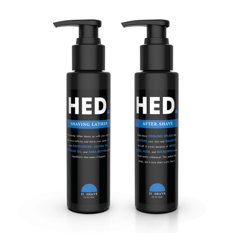 HED Shave Essentials