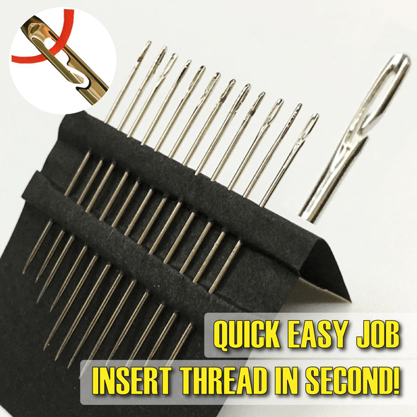 1s Quick Threading Needles