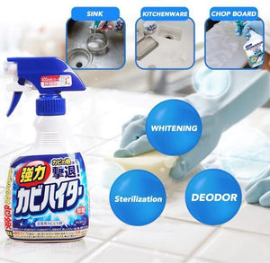 Stain Resolve All-Round Degreasing Foam Detergent