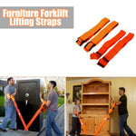 Furniture Forklift Lifting Straps