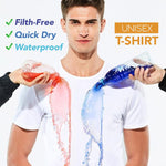 Filth-Free Quick Dry Waterproof T-Shirt