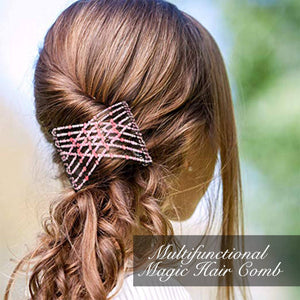 Multifunctional Magic Hair Comb - Set For 2