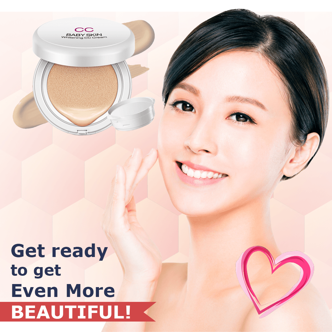 Air Cushion Make Up Foundation