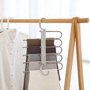 Stainless Steel Pants Rack