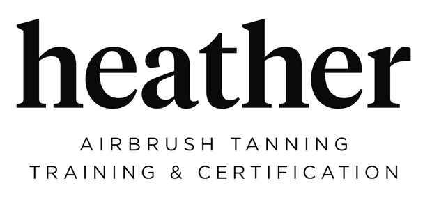 heather® school of tanning - training & certification programs