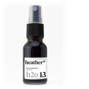 heather® natural tanning water h2o 13