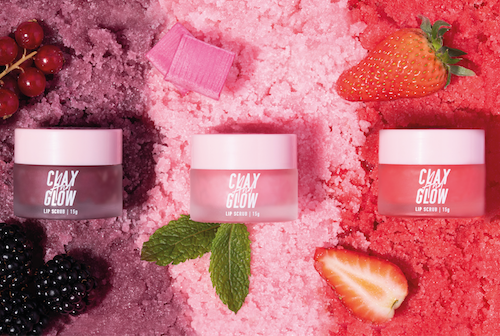 New: Lip Scrubs!