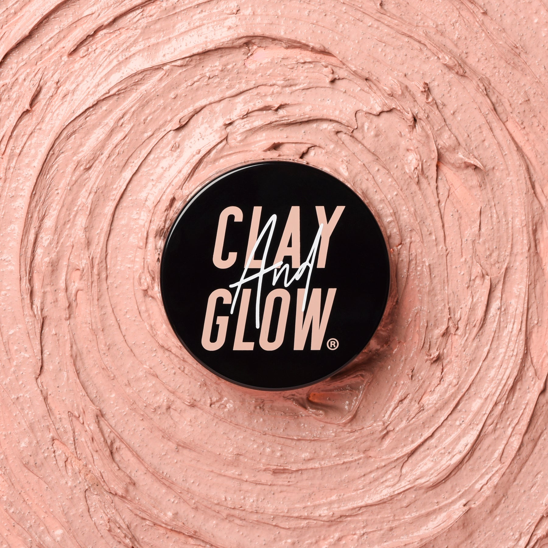 Texture Pink Clay Mask Clay and Glow