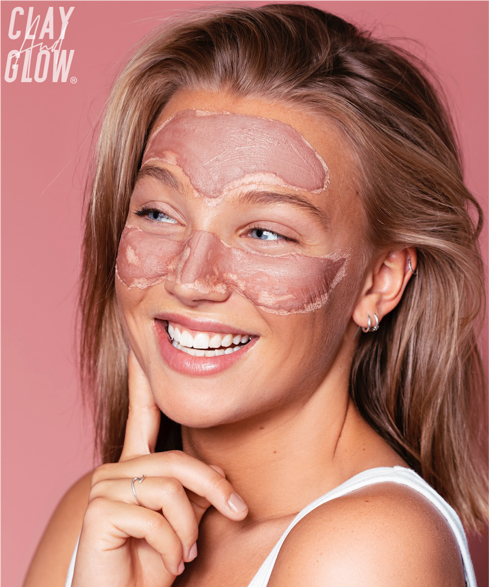 Sample of Pink Clay Mask (10g)