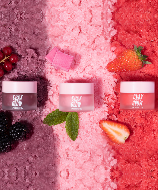 Lip Scrub Set | 15ml