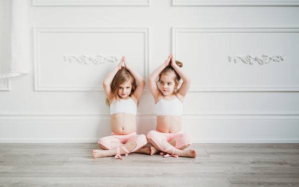 8 Easy Fun Yoga Poses For Kids - And You