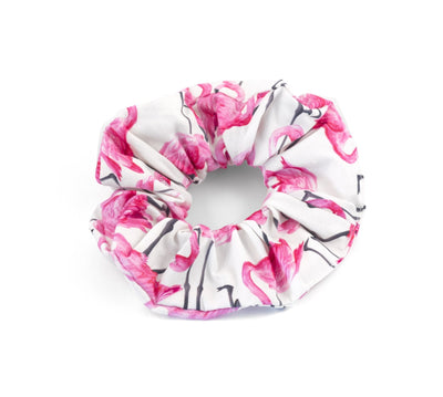 Flamingo Scrunchie - Flexi Lexi Australia