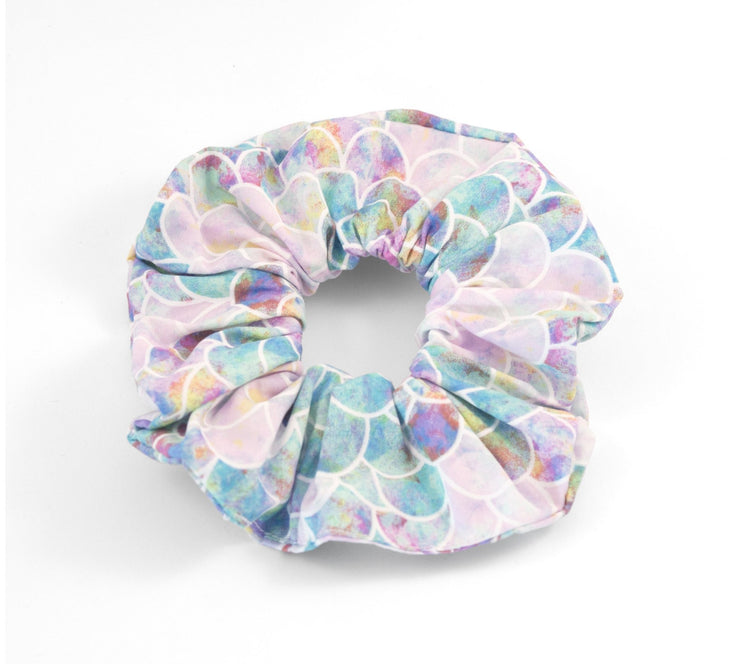 Mermaid Scrunchie - Flexi Lexi Australia