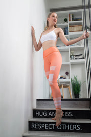Orange is The New Black Leggings - Flexi Lexi Australia