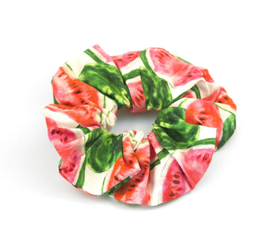 Watermelon Scrunchie - Flexi Lexi Australia