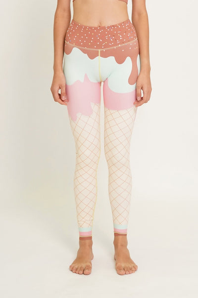 We Scream for Ice Cream Flexi Pants - Flexi Lexi Australia