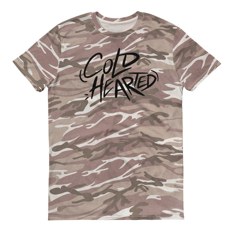 GRAFITI CAMOUFLAGE T-SHIRT - ColdheartedMerch.shop