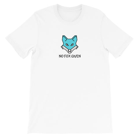 NO FOX GIVEN T-SHIRT