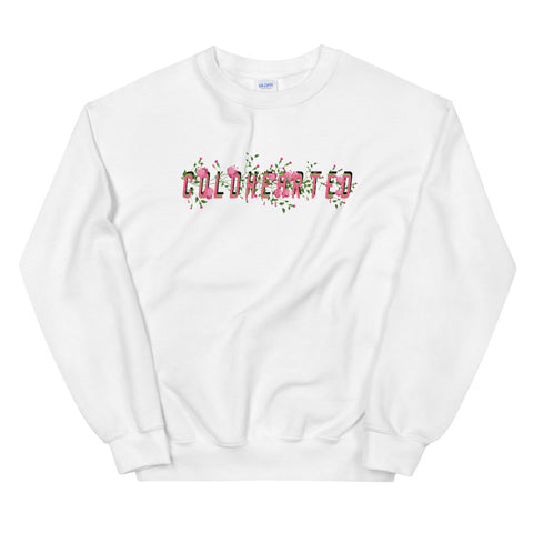 COLDHEARTED ROSES 1.0 SWEATSHIRT
